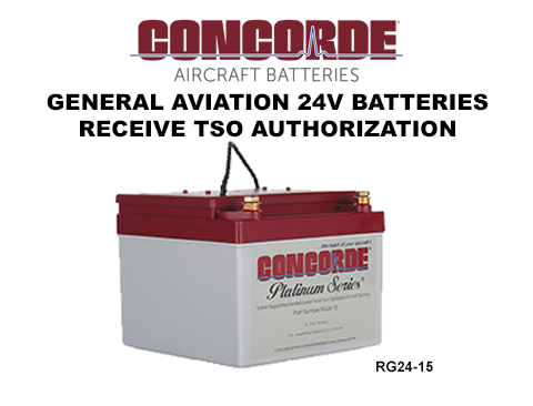 General Aviation Batteries