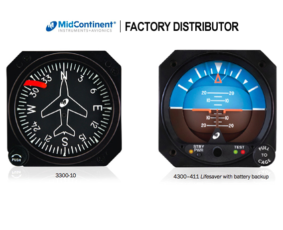 Instruments & Avionics - KADEX Aero Supply - Aircraft Parts